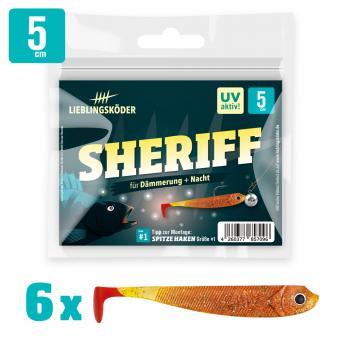 Lieblingsköder Sheriff 5 cm