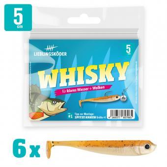 Lieblingsköder Whisky 5 cm