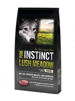 Pure Instinct Lush Meadow Senior 12 kg