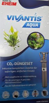 Vivantis CO2-Düngeanlage Made by EHEIM