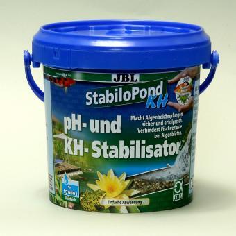 JBL StabiloPond pH- und KH-Stabilisator