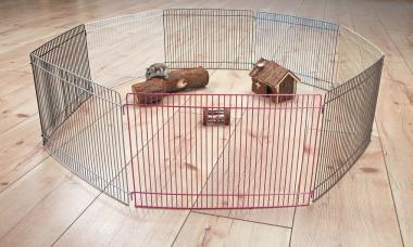Hamsterauslaufgehege