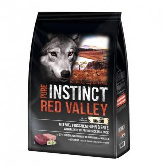 Pure Instinct Red Valley 12 Kg