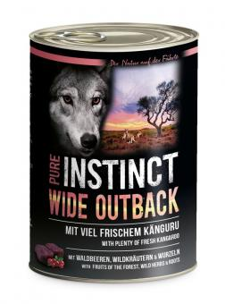 PURE INSTINCT Wide Outback 6x400g