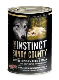 PURE INSTINCT Sandy County 6x400g