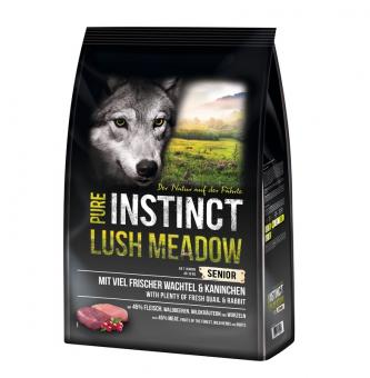 Pure Instinct Lush Meadow Senior 4 kg