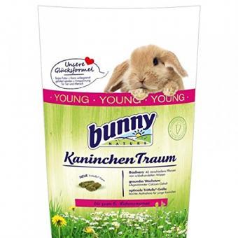 Bunny KaninchenTraum young / Hauptfutter für Zwergkaninchen