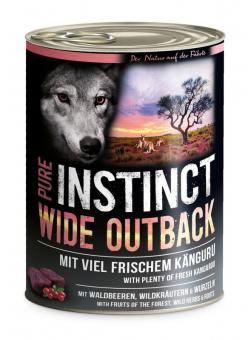 PURE INSTINCT Wide Outback 6x800g