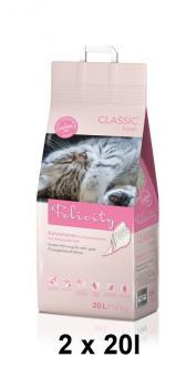 2 x Felicity CLASSIC fresh 20l / Katzenstreu