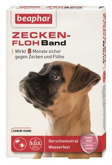Beaphar Zecken-Flohband Junior 60cm