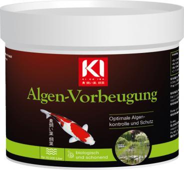 Ki Ka Iba Algen-Vorbeugung / Algenstopp