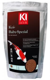 Ki Ka Iba Koi-Baby-Spezial 500g / Koifutter für kleine Koi