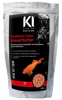 Ki Ka Iba  - Goldfischfutter