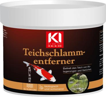 Ki Ka Iba Teichschlammentferner