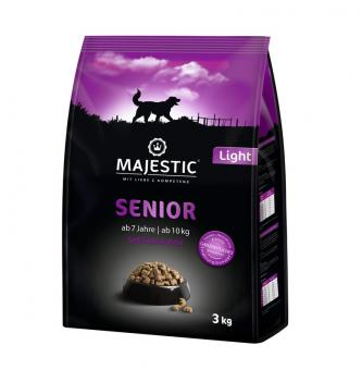 MAJESTIC Adult 3kg Senior/Light