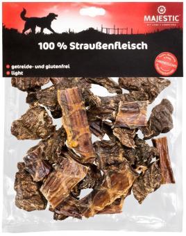 MAJESTIC 100% Straußenfleisch 200g