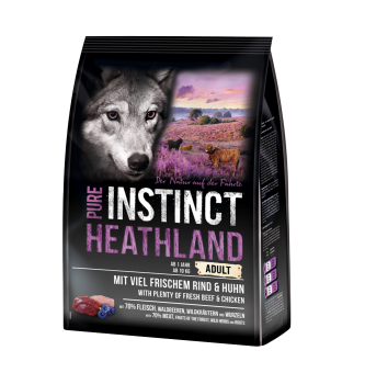Pure Instinct Heathland Adult 1 kg