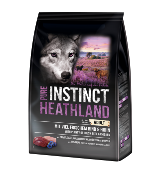 Pure Instinct Heathland Adult 4 kg