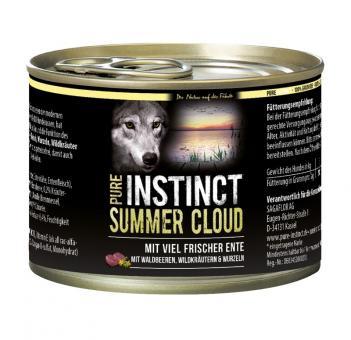 PURE INSTINCT 6x200gr Dosenfutter für Hunde