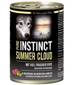 PURE INSTINCT 6x400gr Dosenfutter für Hunde