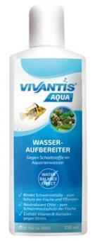 Vivantis Wasseraufbereiter für Aquarien