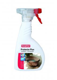 Beaphar Protecto Plus Insekten-Zerstäuber 400ml