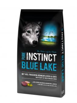 PURE INSTINCT 2x12kg Blue Lake