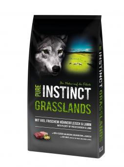 PURE INSTINCT 2x12kg Grasslands
