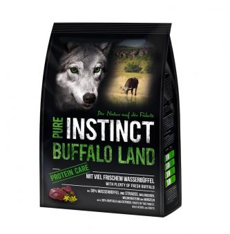 PURE INSTINCT Buffalo Land