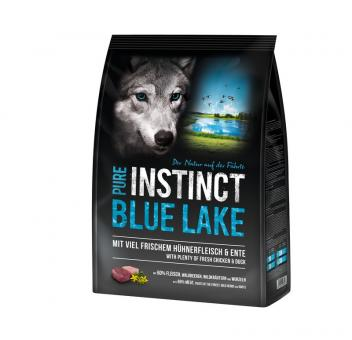 PURE INSTINCT 4kg Blue Lake