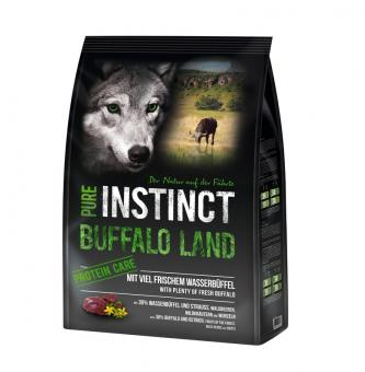 PURE INSTINCT 4kg Buffalo Land
