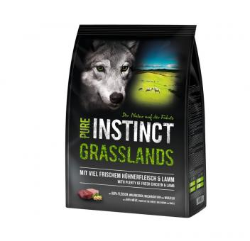 PURE INSTINCT 4kg Grasslands