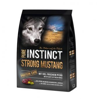 PURE INSTINCT 4kg Strong Mustang