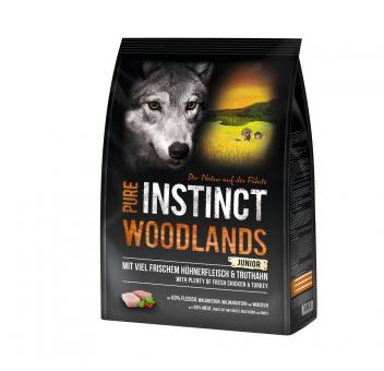 PURE INSTINCT 8kg Junior Woodlands