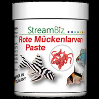 Stream Biz Rote Mückenlarven Paste