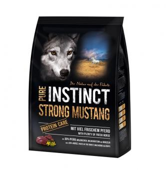 PURE INSTINCT Strong Mustang