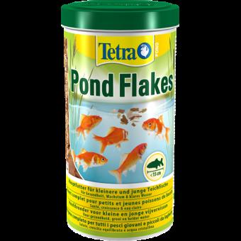 Tetra Pond Flakes 1 L